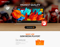 GOM Player Brand Page