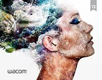 Wacom Intuos Advertising • Mnemosine