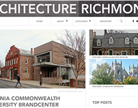 Architecture Richmond (Redesign WIP)