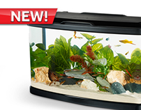Fluval Vista Aquarium Packaging