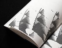 középületek közvetlen közelségben | book design