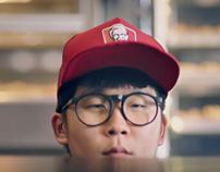 KFC Burger Army