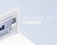 Arkadia Sky ( Concept )