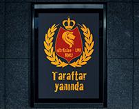 ultrAslan UNI - KMU Logo çalışması