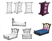 Bedroom Prop Design