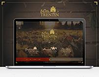 Villa Trentin - Website (2016)