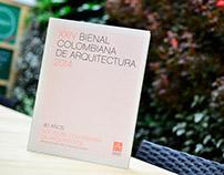 XXIV Bienal Colombiana de Arquitectura