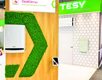 TESY - Moss elements