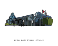 National Gallery of Canada • Ottawa, Ontario