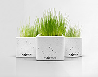 PLANTUS Grow Your Own Plant