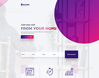 Landing Page for Freelancers