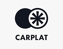 Rent a Car Service, CARPLAT | Branding