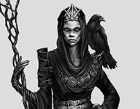 The Priestess Concept