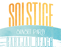 Solstice Sunset Party