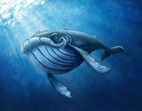 Danse des baleines