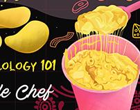 Macology 101 + Branding & Illustrations