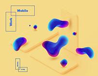 Mobile UX/UI concept