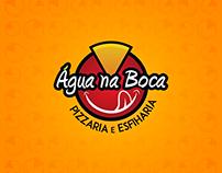 Água na Boca • Pizzaria e Esfiharia