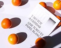 Frutos Poster Serie