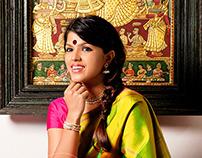 SHILPI : Saree Look Book