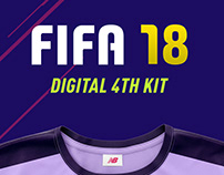 Fifa 18 Digital 4th Kit.