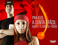 TNT Energy Drink - X Games and Challenge