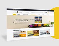 Modular pictures E-store