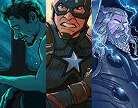 ENDGAME TRINITY - Avengers