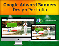 Google Adword Banner Ad Design | by Swan Media