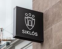 Siklós város címerének megújítása - Siklós redesign