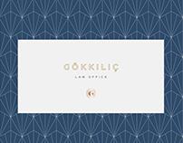 Gokkilic Law Office / Corporate Rebranding