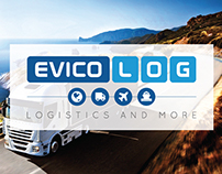 Evico Log | Logo Restyling