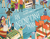 An Insignificant Man - Official Film Poster