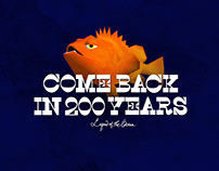 Come Back in 200 Years