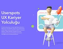 UX Career Journey - Userspots Bulletin
