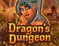 Dragon's Dungeon on Steam Greenlight
