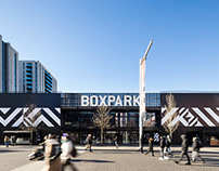 Boxpark Wembley — A League Of Its Own