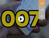 007: HAZLA CORTA