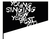 YOUNG SINGING NEW YEAR FEST 2015