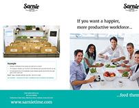 SarnieTime Brochure