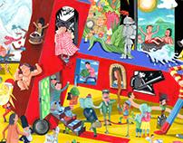 Trolibus 2016 calendar