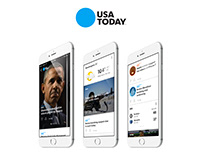 USA TODAY iPad + iPhone