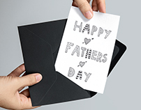 Shiv Illustration / Fathers Day Greeting Card