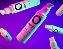 Priori Skincare Tetra Product Launch Site Content