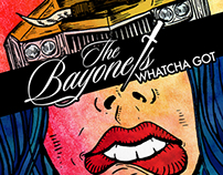 Cover Art: The Bayonets - Whatcha Got by César Zanardi