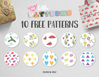 MY LITTLE PATTERNS - FREE SAMPLE PACK