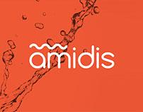 Amidis • Logo Redesign