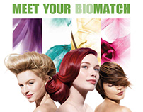 L'Oreal Matrix Promotional Flyer