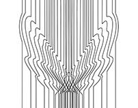 Nadruki Line Art