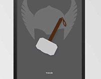 Marvel Thor Poster